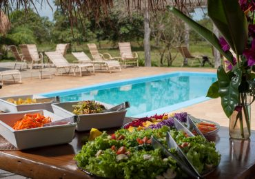 Araras Pantanal EcoLodge - Lunch 2