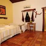 Araras Lodge – trpl room